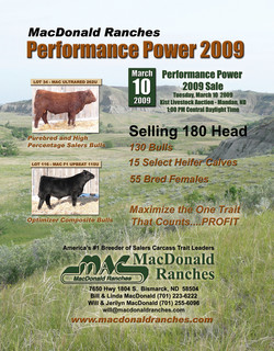 Click to see Performance Power 2009 Sale Catalog